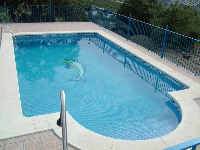 Tipos de piscinas piscinas cirino for Piscina infinita construccion