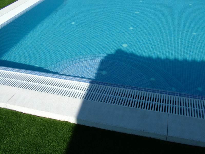 Con rebosadero piscinas cirino - Piscinas pequenas prefabricadas ...