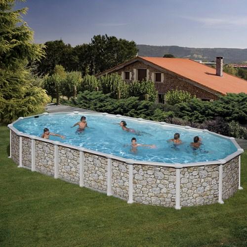 Piscinas desmontables piscinas cirino for Piscina elevada rectangular