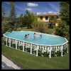 Piscina desmontable Asterales