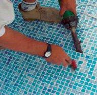 Reparaci n de piscinas con l mina armada piscinas cirino for Lamina armada para piscinas precios